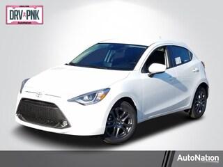 2020 Toyota Yaris XLE Hatchback