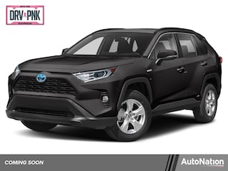 New 2021 Toyota RAV4 Hybrid LE SUV for sale in Hayward, CA