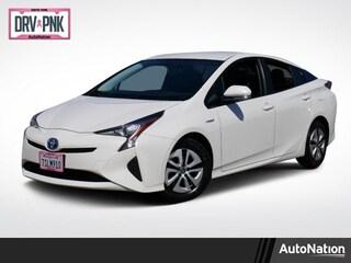 2016 Toyota Prius Three Hatchback