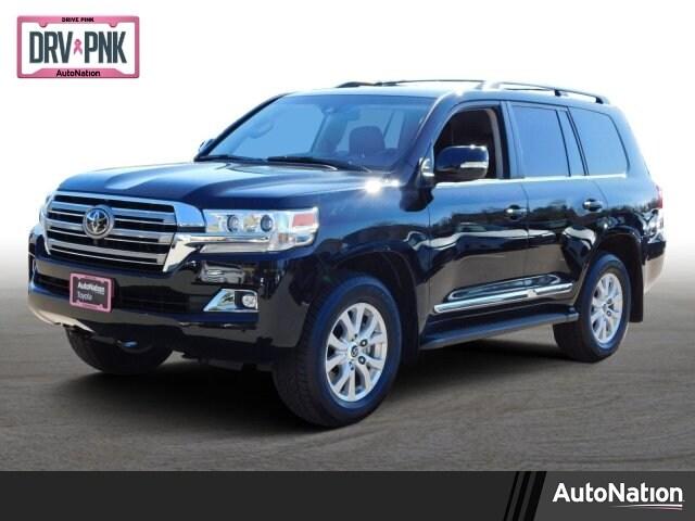 2019 Toyota Land Cruiser V8 SUV