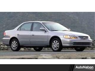 2002 Honda Accord 2.3 VP w/Side Airbags Sedan
