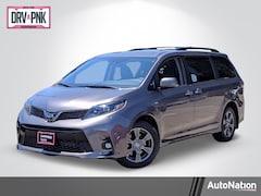 2020 Toyota Sienna SE 7 Passenger Van