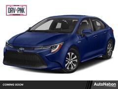 2020 Toyota Corolla Hybrid LE Sedan