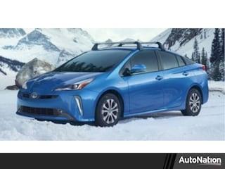 New 2020 Toyota Prius LE Hatchback