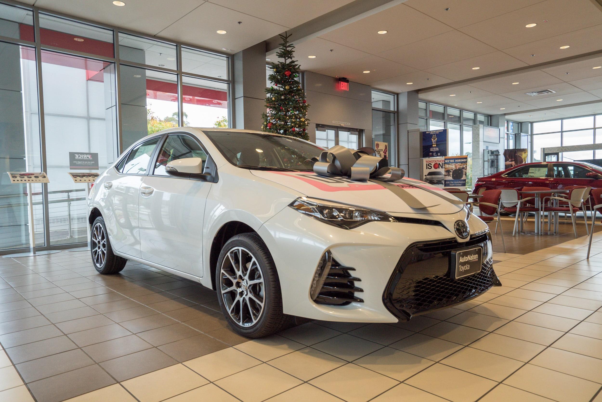 Hayward Toyota Dealer