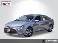 2021 Toyota Corolla Hybrid LE Sedan