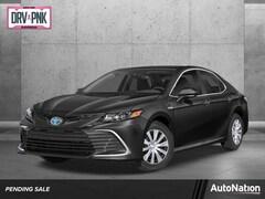 2022 Toyota Camry Hybrid LE Sedan