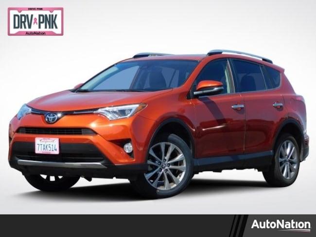 2016 Toyota RAV4 Limited SUV