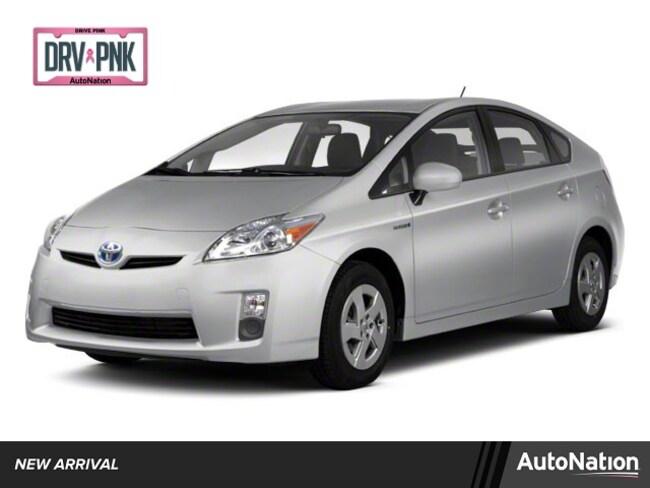 2010 Toyota Prius V Hatchback