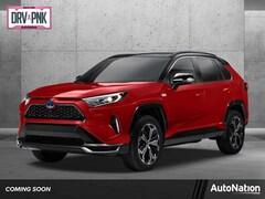 2021 Toyota RAV4 Prime XSE SUV