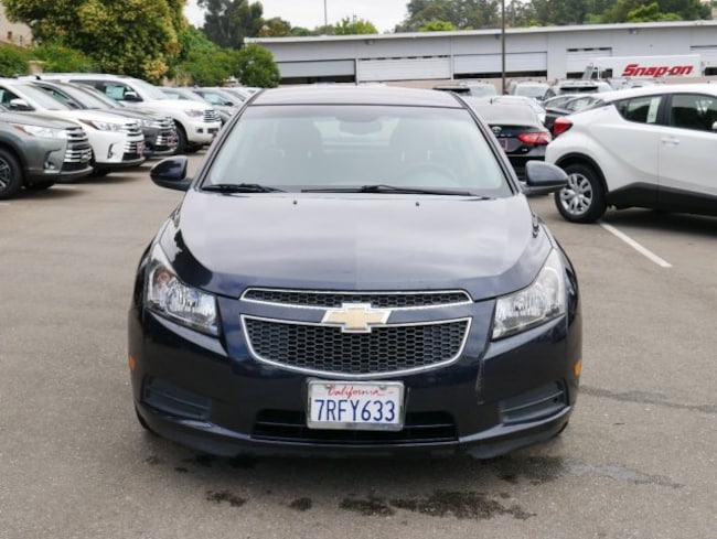 Used 2014 Chevrolet Cruze For Sale | Hayward CA