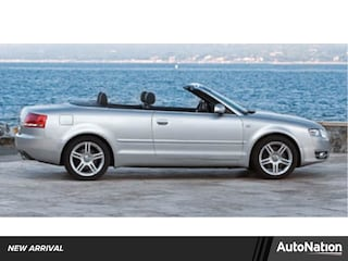 Used 2007 Audi A4 2.0T Convertible for sale