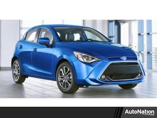 New 2020 Toyota Yaris Hatchback LE 4dr Car