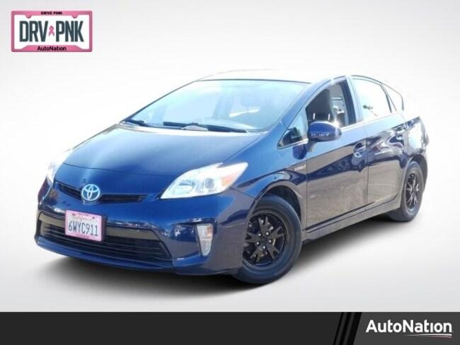 2012 Toyota Prius Three Hatchback