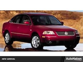 Used 2002 Volkswagen Passat GLX Sedan for sale