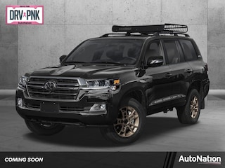 New 2021 Toyota Land Cruiser Heritage Edition SUV for sale