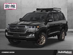 2021 Toyota Land Cruiser Heritage Edition SUV