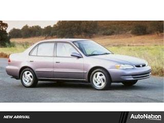 1999 Toyota Corolla VE (M5) Sedan