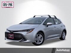 2020 Toyota Corolla Hatchback SE Hatchback