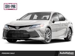 2021 Toyota Camry SE Nightshade Sedan