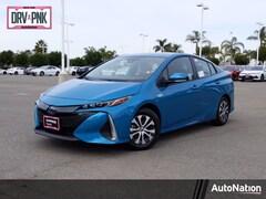 2021 Toyota Prius Prime LE Hatchback