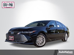2021 Toyota Avalon Limited Sedan