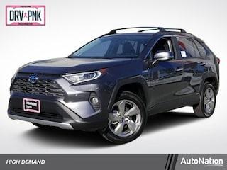 New 2019 Toyota RAV4 Hybrid Limited SUV