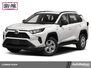 New 2021 Toyota RAV4 LE SUV for sale in Irvine