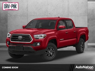 New 2022 Toyota Tacoma SR5 V6 Truck Double Cab for sale in Irvine
