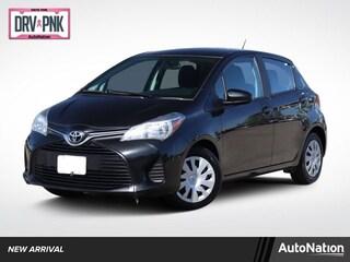 2015 Toyota Yaris 5DR L Liftback