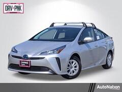 2021 Toyota Prius L Hatchback