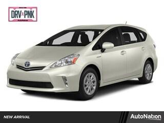2014 Toyota Prius v Two Wagon