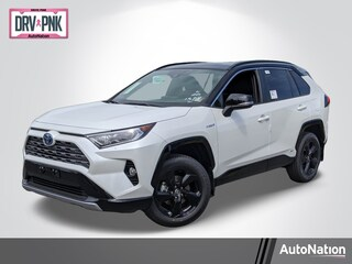 New 2020 Toyota RAV4 Hybrid XSE SUV for sale nationwide