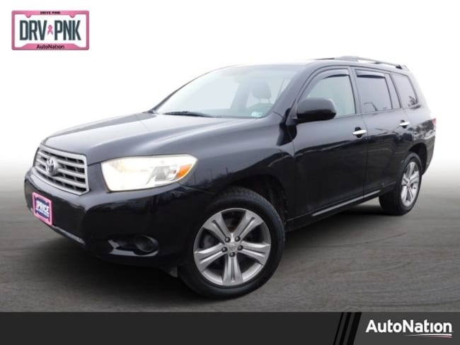 2009 Toyota Highlander Base SUV