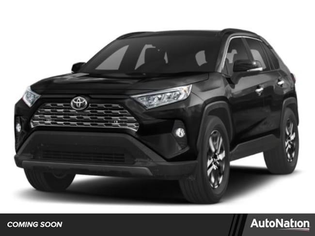 New 2019 Toyota Rav4 For Sale At Autonation Toyota Leesburg Vin