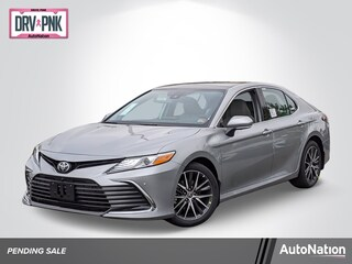 New 2021 Toyota Camry XLE Sedan for sale nationwide
