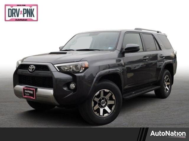 2019 Toyota 4Runner TRD Off Road SUV