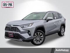 2020 Toyota RAV4 Limited SUV