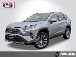 New 2020 Toyota RAV4 Limited SUV for sale nationwide