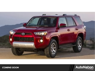 New 2020 Toyota 4Runner TRD Off Road SUV