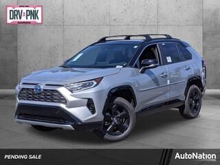 New 2021 Toyota RAV4 Hybrid XSE SUV for sale nationwide