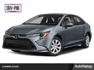 New 2021 Toyota Corolla LE Sedan for sale nationwide