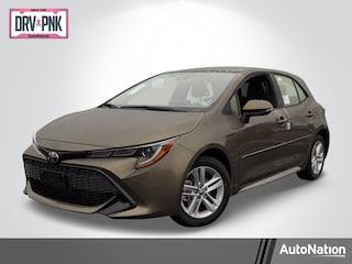 New 2020 Toyota Corolla Hatchback SE Hatchback for sale nationwide