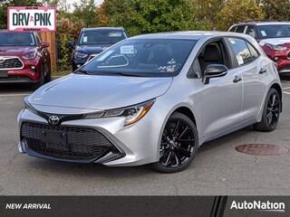 New 2021 Toyota Corolla Hatchback Nightshade Hatchback for sale nationwide