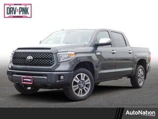 New 2019 Toyota Tundra Platinum 5.7L V8 Truck CrewMax