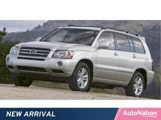 2006 Toyota Highlander Hybrid Limited V6 SUV