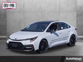New 2021 Toyota Corolla APEX SE Sedan for sale nationwide