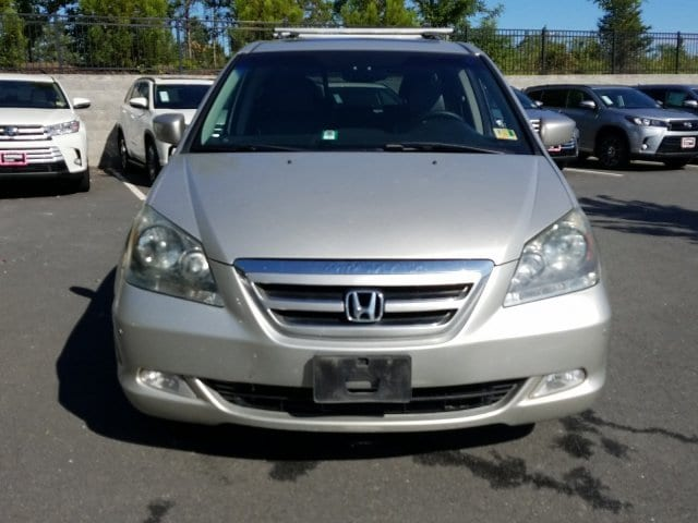 ... 2007 Honda Odyssey Touring W/DVD RES Van ...