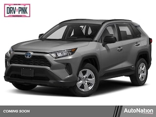 New 2021 Toyota RAV4 LE SUV for sale in Leesburg