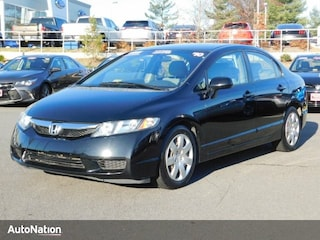 2010 Honda Civic LX Sedan